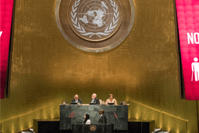 The 71st General Debate of the UN General Assembly marking the 1st Anniversary of the 2030 Agenda and SDGs